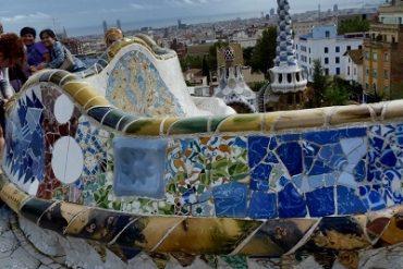 Barcelona Gaudi Parc Güell