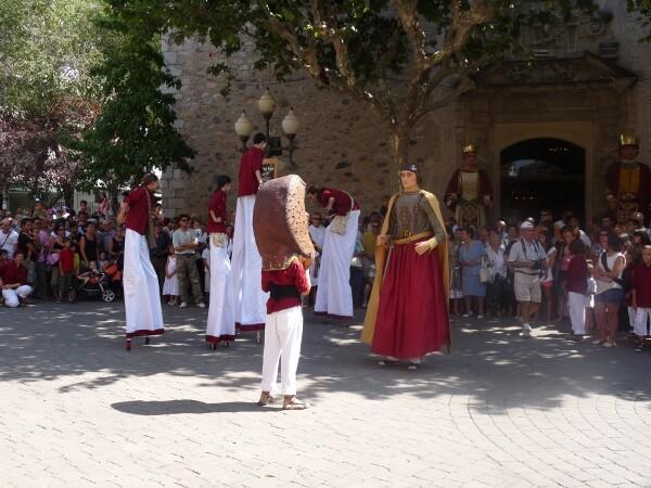 Tanz volksfest