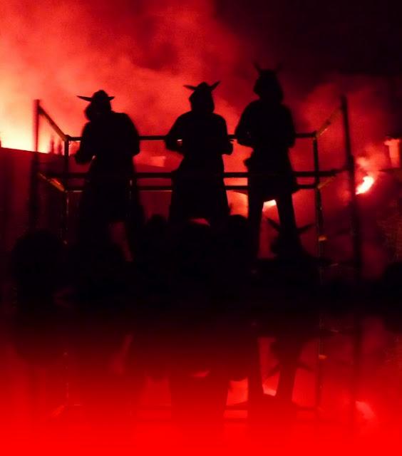 Festa Foc - Feuertanz