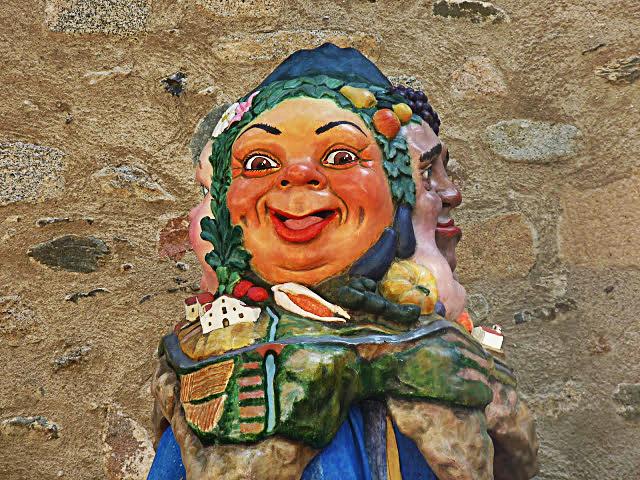 Gegants /Riesen Fiesta Mayor Cardedeu