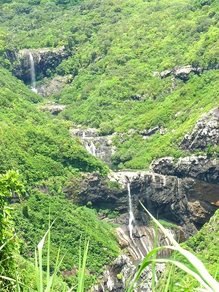 Tamarind Falls Mauritius