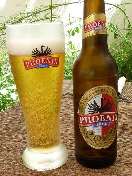 phoenix bier mauritius