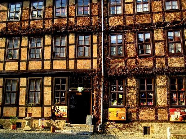 quedlinburg mit dem wohnmobil durch den harz. Black Bedroom Furniture Sets. Home Design Ideas