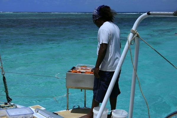 Dreamcatcher Mauritius Katamaran