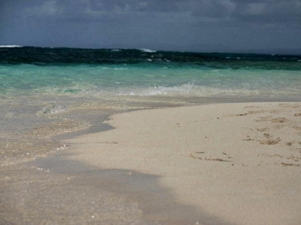 Mauritius Strand Insel