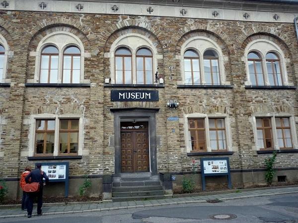 Winnnigen Museum Horch