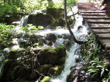 Kroatien Plitwitzer Seen