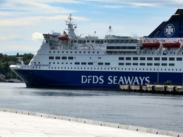 DFDS SEAWAYS Fähre