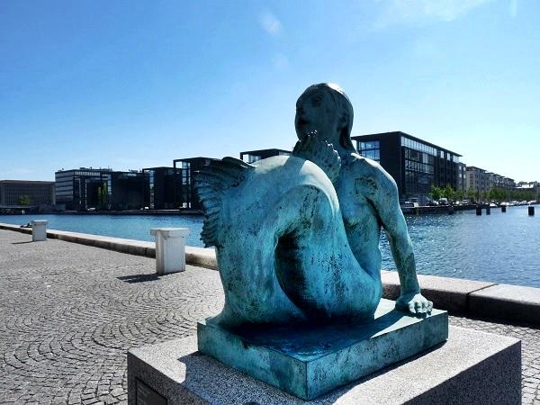 Kopenhagen - die andere Meerjungfrau