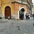 Jüdisches Viertel Ghetto ebraico Rom