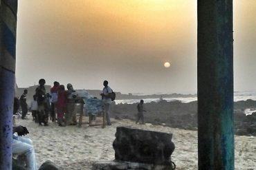 Dakar Senegal Strand