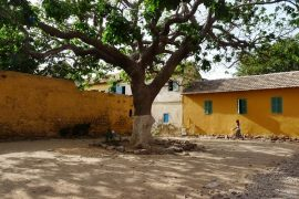 Ile Gorée Sklaveninsel Senegal