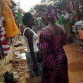 Markt Dakar Senegal HML5