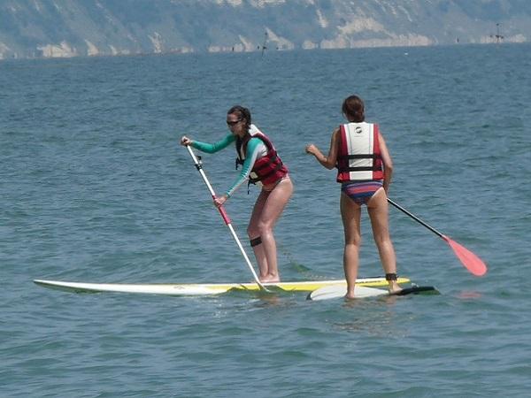 Bulgarien Wassersport Schwarzes Meer