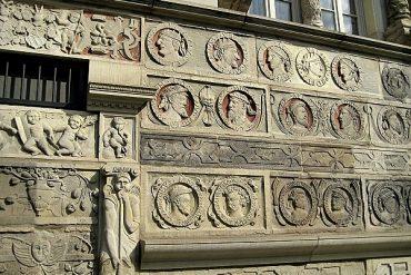 Hildesheim Weltkulturerbe in der Altstadt