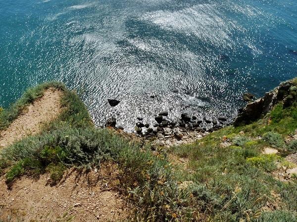 Schwarzes Meer Bulgarien  Strand