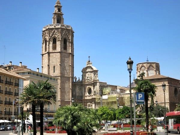 Valencia Miguelete - Kathedrale
