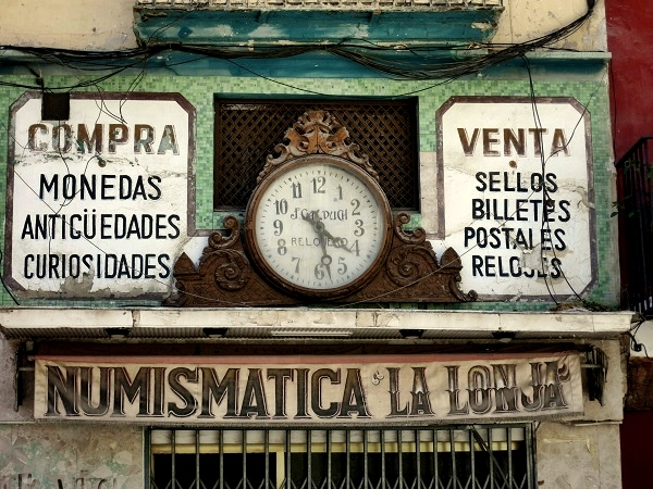 Valencia in der Altstadt