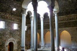 Girona Baños Arabes Arabisches Badehaus