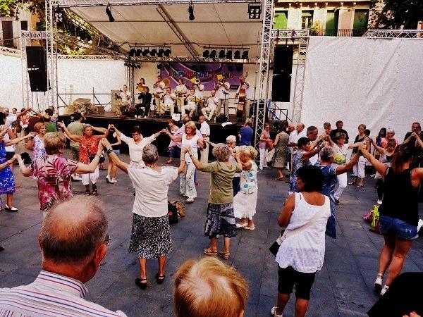 Sardana Barcelona Festas de Gracia
