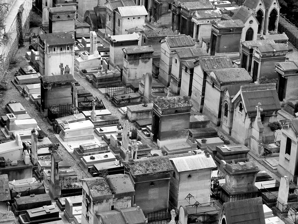 Friedhof Montmartre Paris