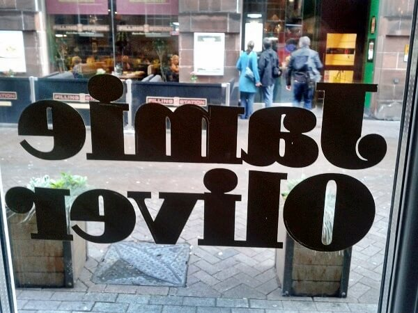 Jamie Oliver Edinburgh