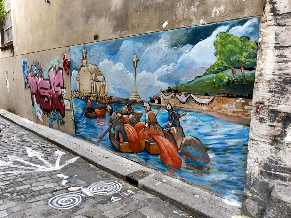 Kunst Montmartre Paris