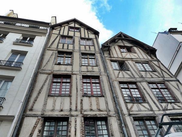 Paris ältestes Haus
