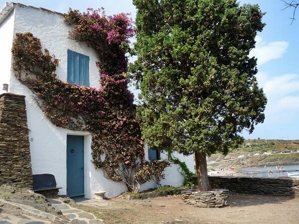 Portlligat Dali Museum bei Cadaques