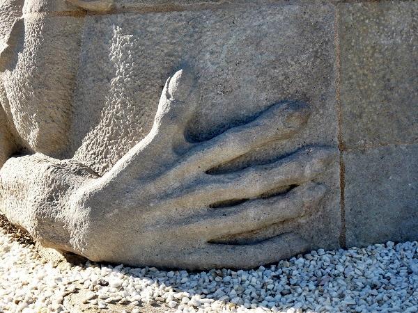 Sehenswertes Costa Brava - Lloret Cementeri Drachenklaue