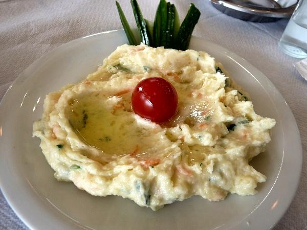 Griechische Küche Tirokafteri Griechenland