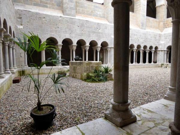 Auszeit im Kloster - das Benediktinerkloster Sant Daniel Girona