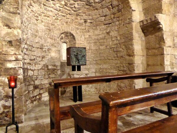 Kapelle Klosterkirche Monastir  Sant Daniel Girona