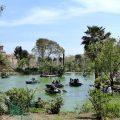 Boote Parc de la ciutadella