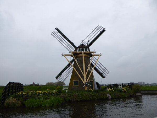 windmühle in holland bootstour