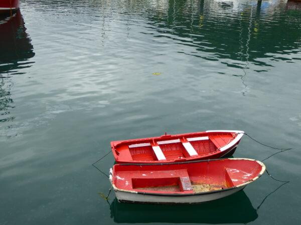Hafen lekeitio Bizkaia