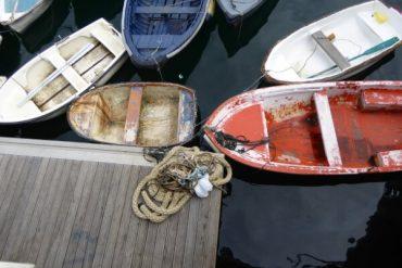 boote Bizkaia Hafen