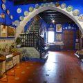 museum cau ferrat rusiñol sitges blau