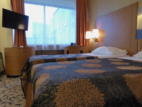 Bett Tallink city Hotel Tallinn