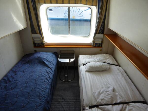Kabine Citycruise Tallink Silja Line