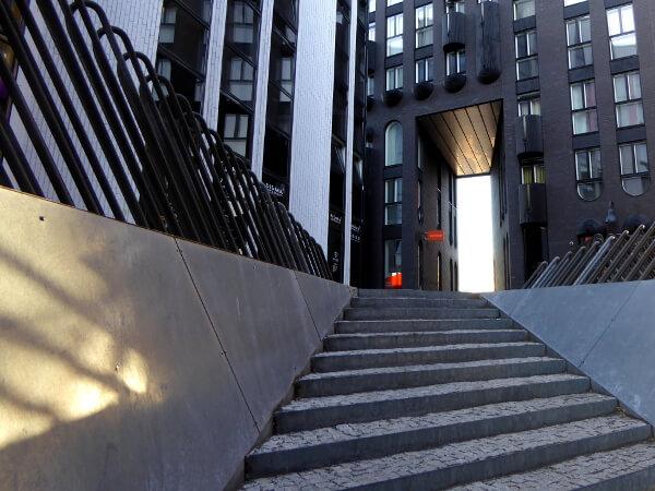 Rotermann Viertel moderne Architektur
