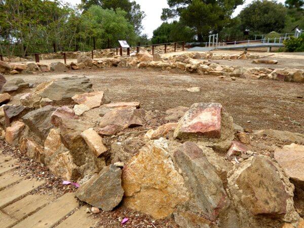 ausgrabungen palafrugell