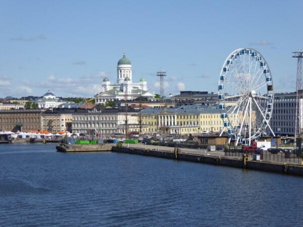 citycruise nach Helsinki Tallink Silja