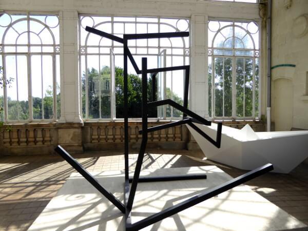 moderne Kunst bouvet-Ladubay