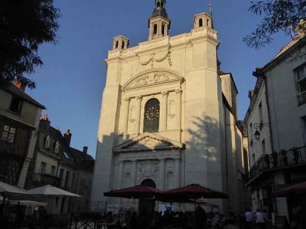 Kirche Saumur