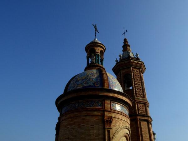 Kappelle Triana Brücke Sevilla
