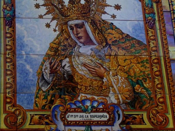 Madonna de la Esperanza Triana