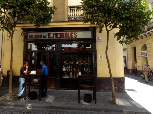 Tapas Tour Sevilla Bar Morales