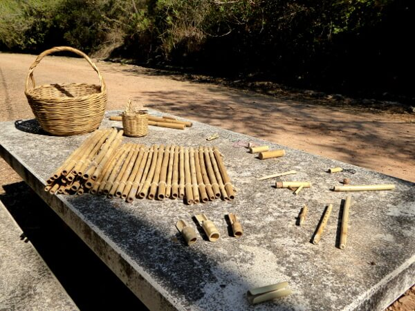 Bambus Workshop loule Criativo Produkte
