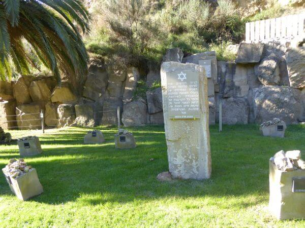 Friedhof Montjuïc Barcelona Massengrab holocaust gedenken